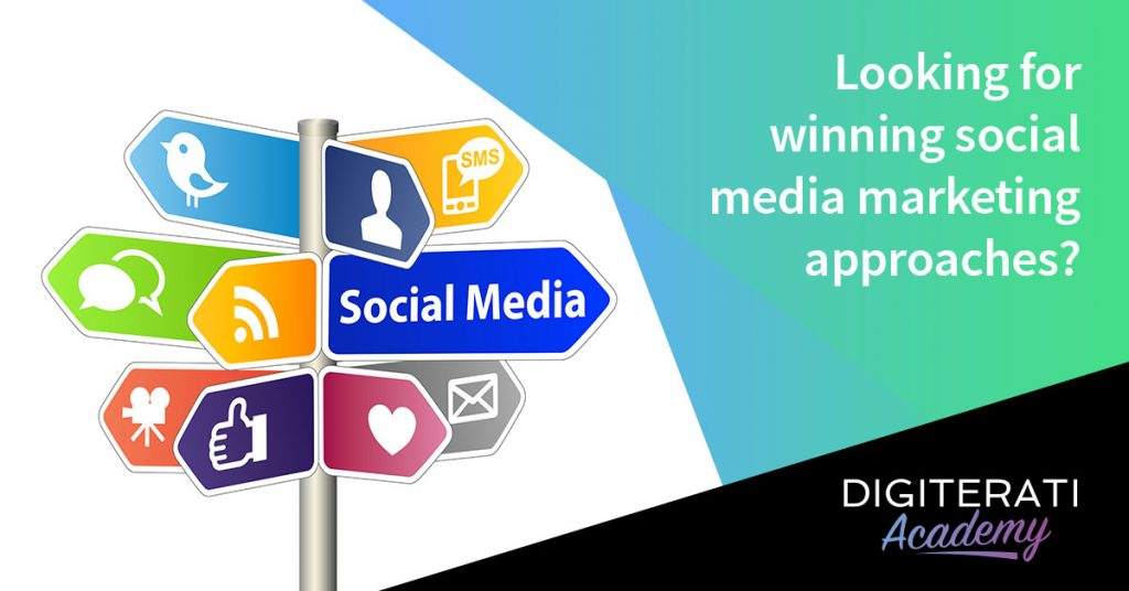 Winning at social media marketing