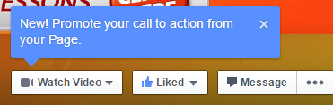 Call to Action Promote