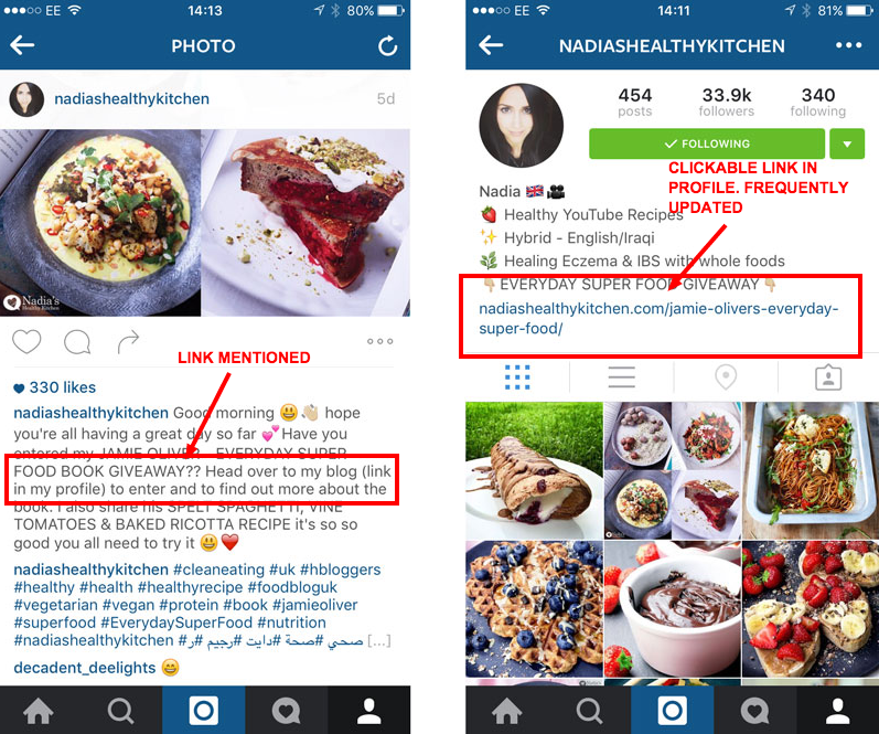 instagram-trick-to-drive-clicks-to-website