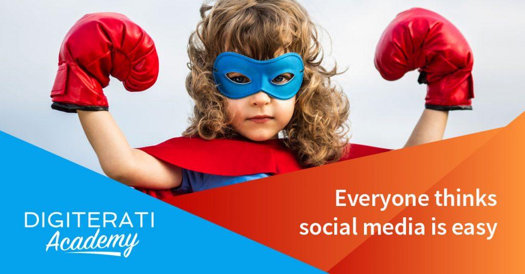 Social media training online