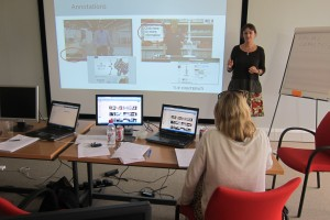 In Company Facebook Training
