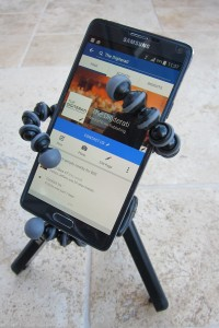Facebook Live Video Tripod