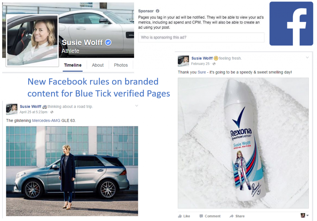 The Facebook Rule On Branded Content Thats Freaking Everyone Out
