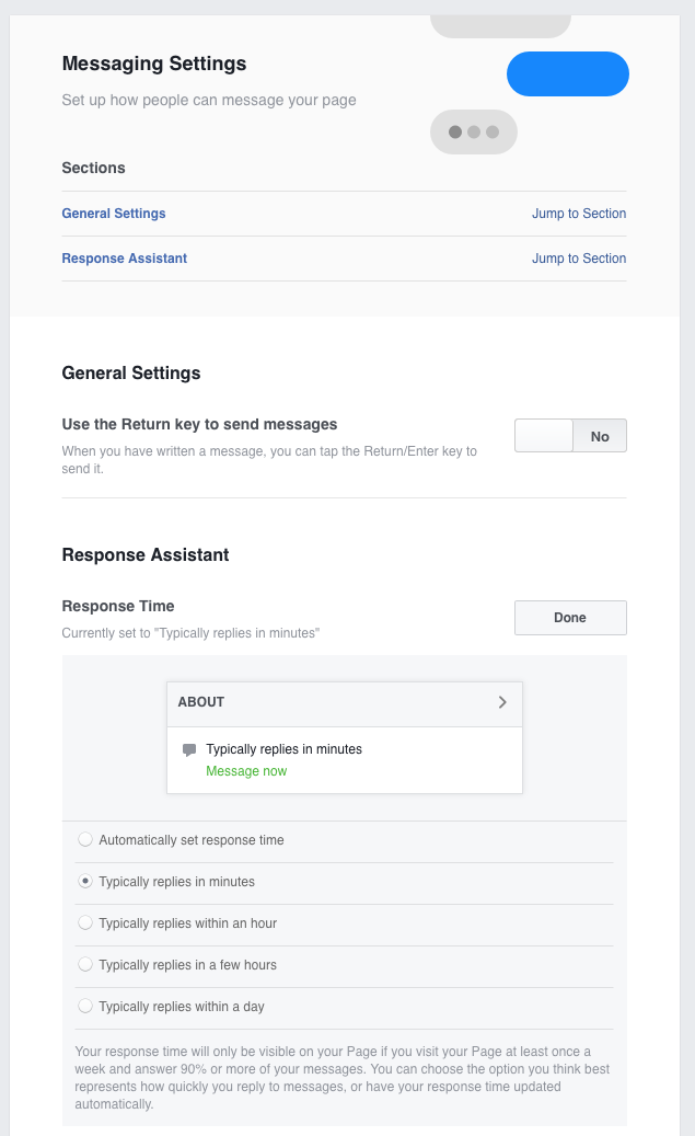 facebook-page-messages-settings-updates