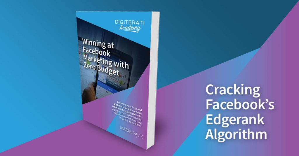 Cracking Facebook's Edgerank algorithm