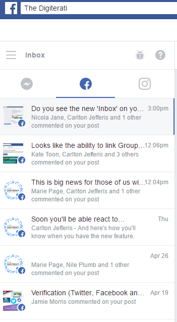 Facebook-page-and-group-inbox