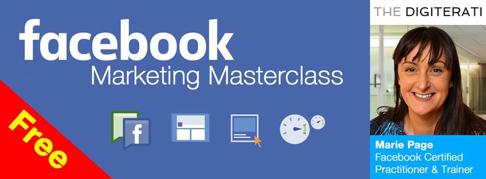 Advanced Facebook Marketing Masterclass by The Digiterati