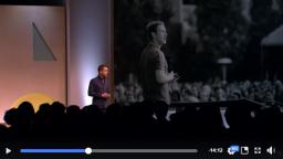 Chris Cox speech facebook communities summit