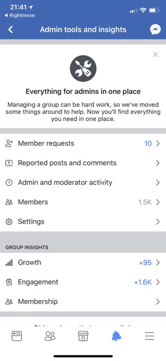 Facebook-Group-Admin-Tools