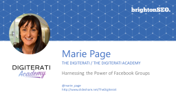 Harnessing-the-Power-of-Facebook-Groups-Marie-Page-Brighton-SEO