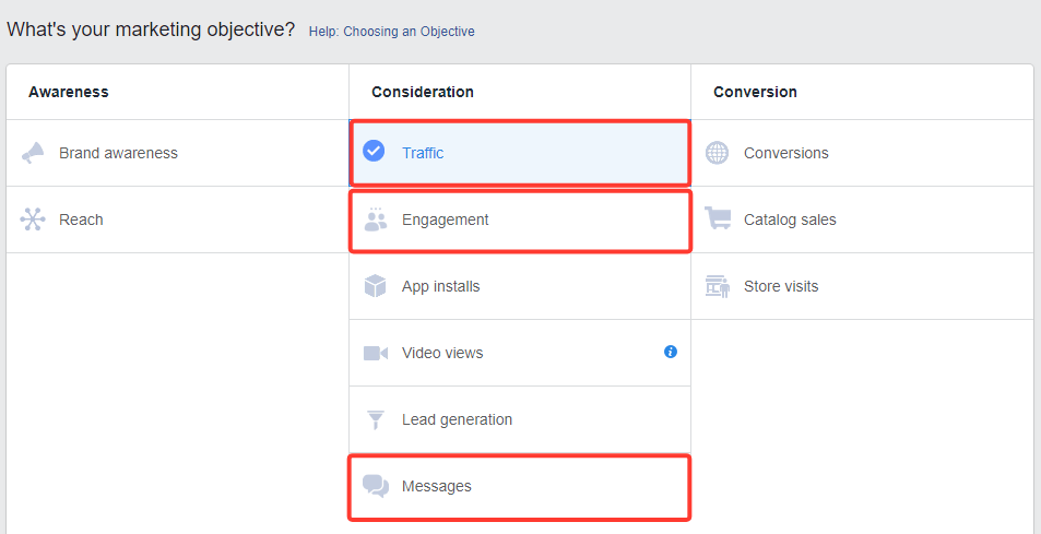 Objective-options-for-Facebook-ads-that-equate-to-boosted-post-objectives