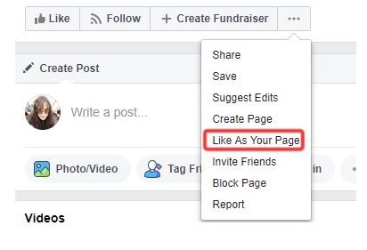 How-to-like-a-Facebook-Page-as-a-Page