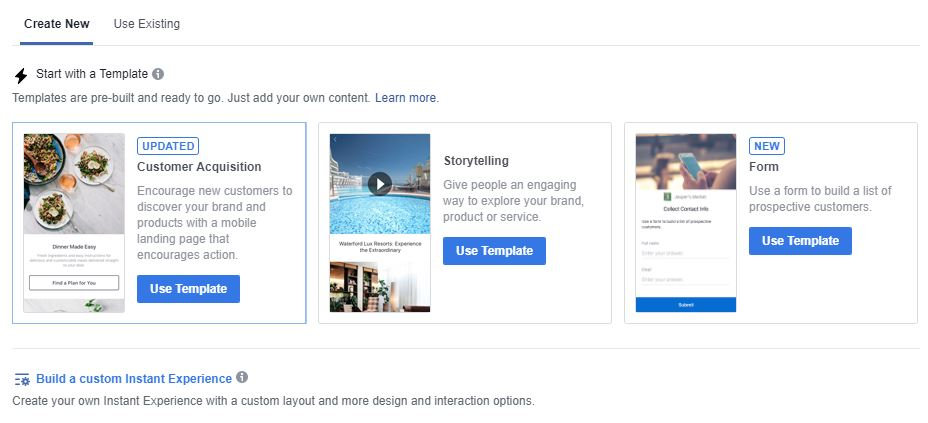 Instant-Experience-Facebook-Canvas-Ad