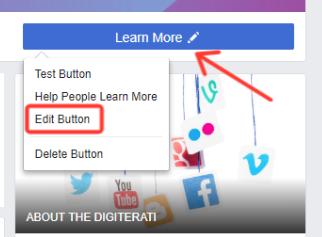 Edit Facebook Call to Action Button